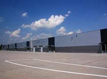 Hala centrum handlowego SCC