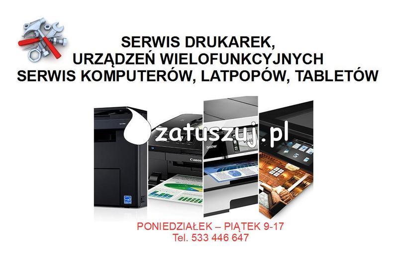 napełnianie tonerów - zatuszuj.pl zdjęcie 1