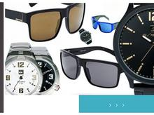 Okulary, zegarki