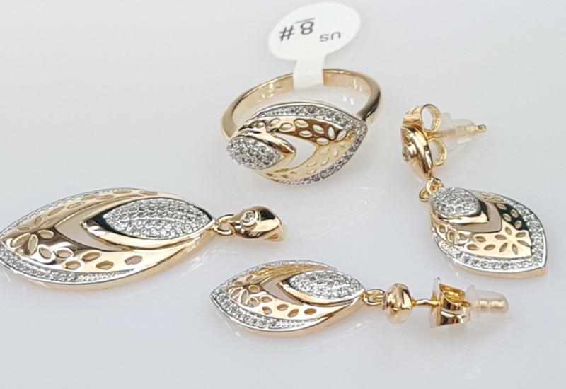 złote kolczyki - Margo Biżuteria Małgorzat... zdjęcie 8