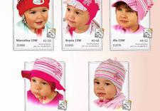 dziecięce nakrycia głowy - FPH Maja - Producent czap... zdjęcie 7