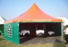 hale cateringowe - Emzet namioty zdjęcie 2
