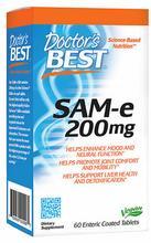 SAM-e 200 mg 60 tabletek, S-Adenozylometionina