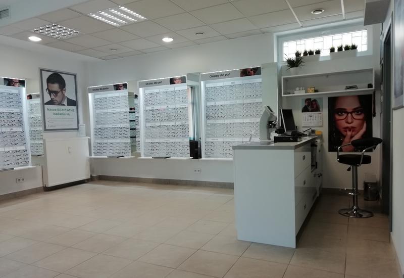 salon optyczny - LuxVision - Twój optyk zdjęcie 2
