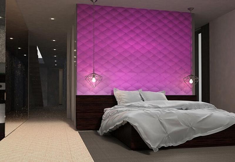 panel dekoracyjny - 3DWall zdjęcie 4