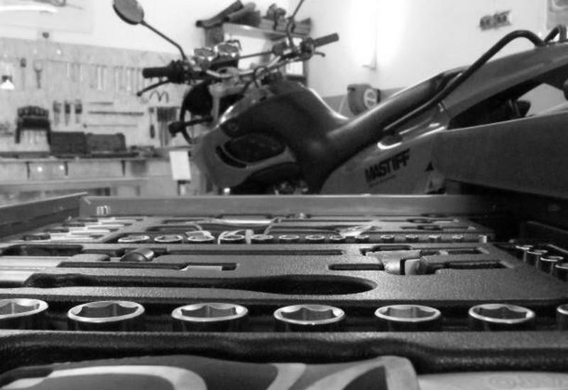 Triumph - Grand Motorbike Garage zdjęcie 3