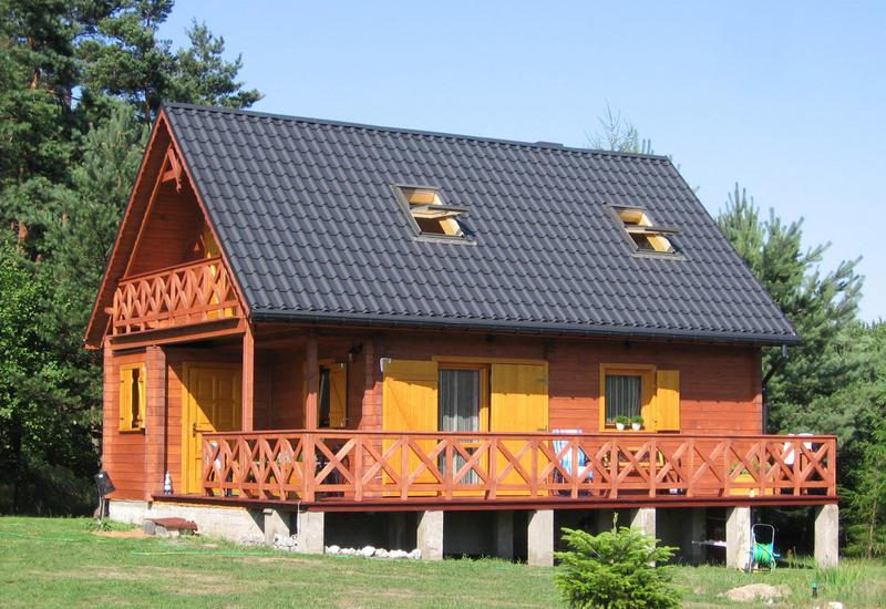 producent domów z drewna, domy z drewna