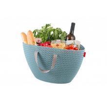 Koszyk na zakupy Emily Knit (niebieski) Curver