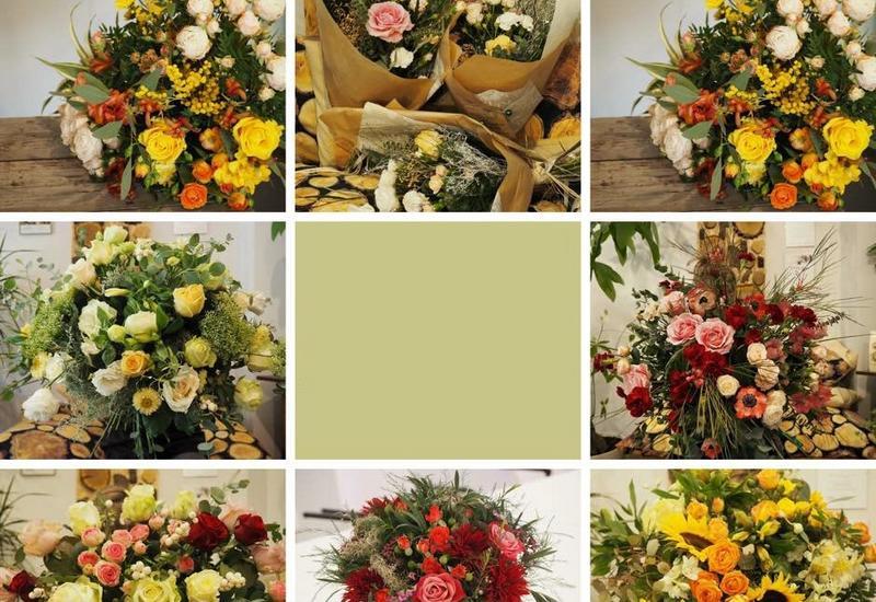 wiązanki pogrzebowe - Szmaragdowy Ogród zdjęcie 1