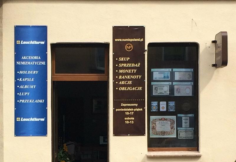 gdańskie - Numis Poland Numizmatyka,... zdjęcie 2