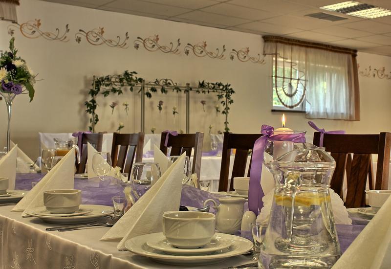 organizacja przyjęć - Hotel u Hołosia. Restaura... zdjęcie 8