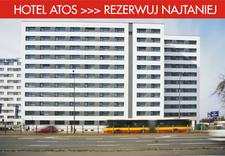 Hotel Warszawa - START hotel - ATOS zdjęcie 1