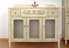 drewniane meble łazienkowe - MOGANO - Meble Łazienkowe zdjęcie 8
