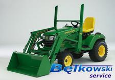 maszyna rolnicza john deere - FIRMA BĘTKOWSKI - DEALER ... zdjęcie 9