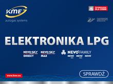 KME elektronika LPG
