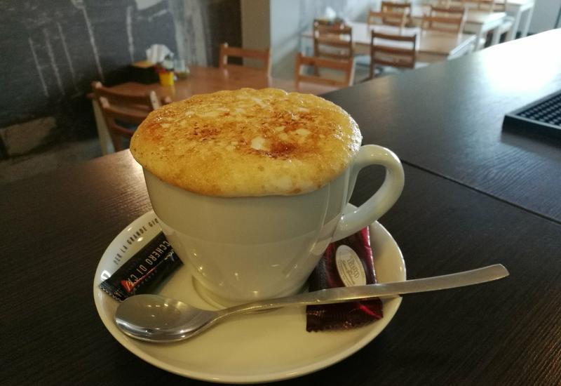 kawa włoska Starówka Cafe - Kawiarnia Starówka Cafe zdjęcie 2