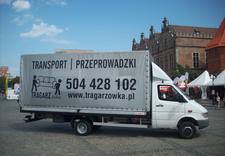 Przeprowadzki, przewóz mebli, transport