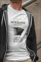 Akordeon - Supermoc - Koszulka