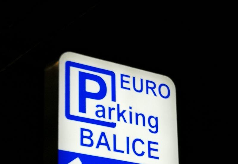 postój - EURO Parking BALICE zdjęcie 4