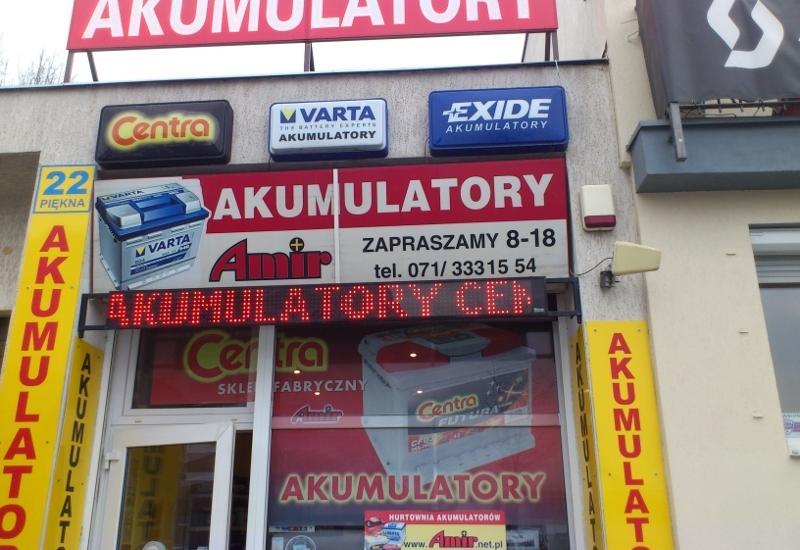 hurtownie - AMIR - Akumulatory Hurt i... zdjęcie 2