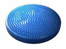 Poduszka rehabilitacyjna niebieska jeżyk Sanit