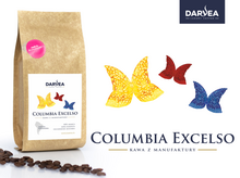 Darvea Columbia Excelso - kawa ziarnista 250g