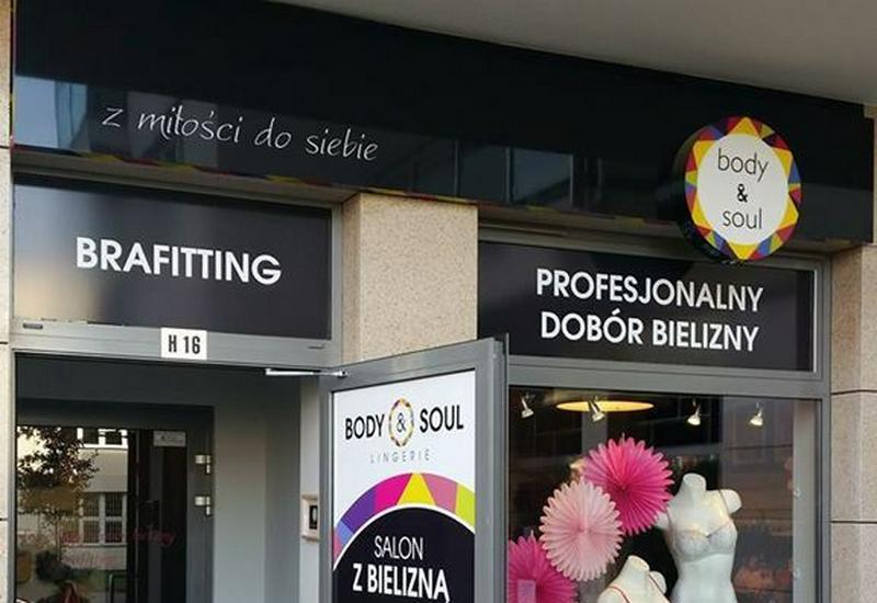 brafitting - Body&Soul sklep z bielizn... zdjęcie 5
