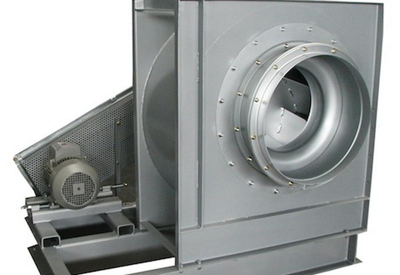 wysokosprawne wentylatory - BlueVent air systems zdjęcie 2