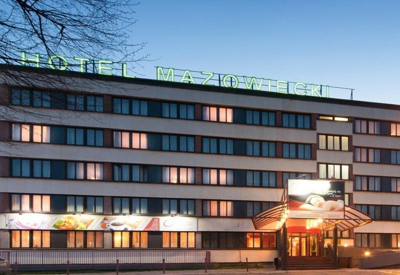 nocleg łódź - Hotel Mazowiecki zdjęcie 2