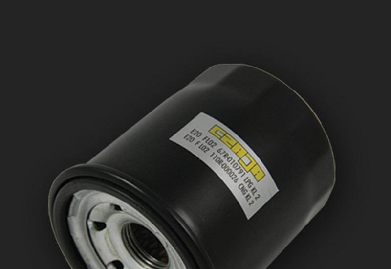 Elementy instalacji LPG i CNG