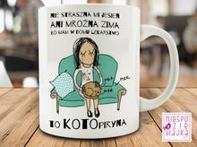"""Kubek """"KOTOpiryna"""""""
