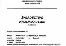 księgowanie dokumentów - Biuro Rachunkowe mgr Małg... zdjęcie 1
