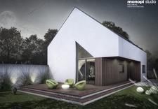 projekty budynków mieszkalnych - MONOPI STUDIO - Architekt... zdjęcie 3