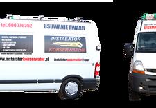 Usuwanie awarii, hydraulika, klimatyzacja