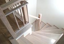 renowacja schodów drewnianych - SCHODY Paweł Ciechelski zdjęcie 5