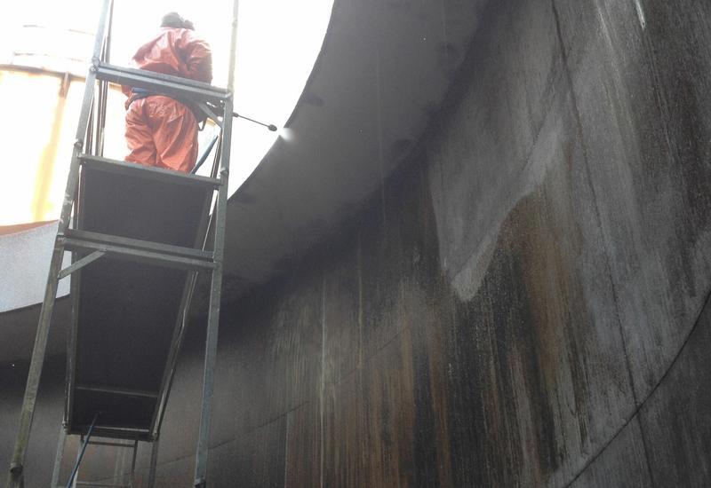 czyszczenie powierzchni metalowych - Norcor Sławosz Bach zdjęcie 2