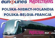 przewozy międzynarodowe - Mądeltrans - Biuro turyst... zdjęcie 2