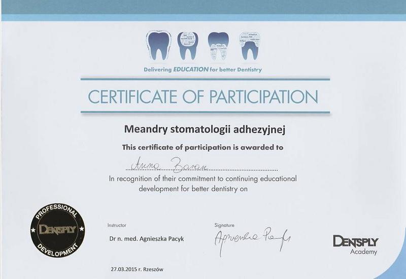 Gabinet dentystyczny, protetyka
