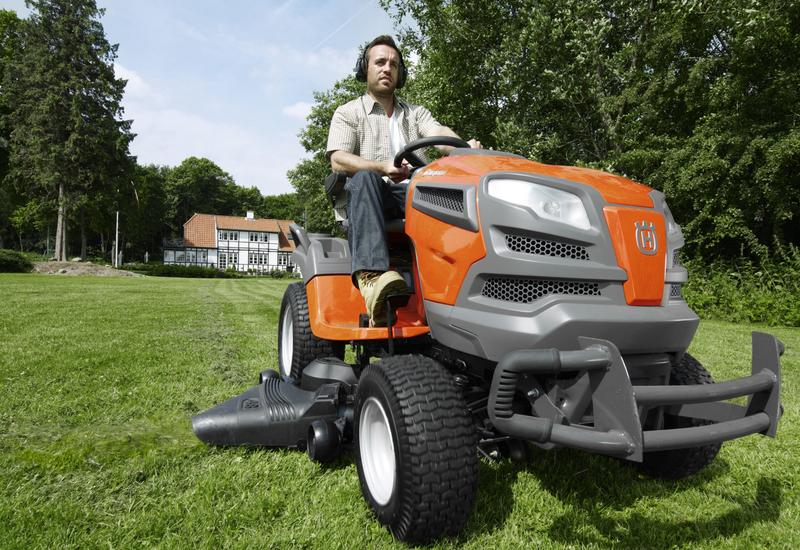 traktorki - LP Olsztyn Dealer Husqvar... zdjęcie 6