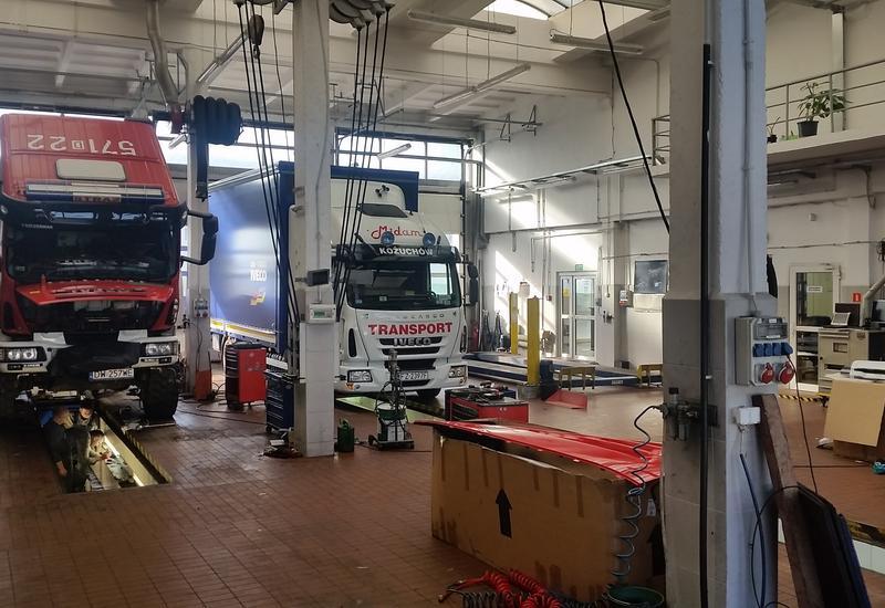 części samochodowe - Uni-Truck Sp. z o.o. Ziel... zdjęcie 6