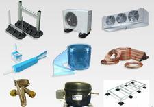 części zamienne, chłodnictwo, klimatyzacja, drobne AGD