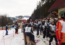 jazda na snowboardzie - Wyciąg Narciarski Orawka zdjęcie 2