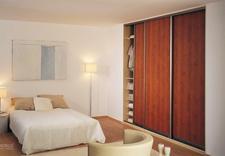 szafy z drzwiami składanymi indeco - INDECO Szafy, garderoby, ... zdjęcie 15