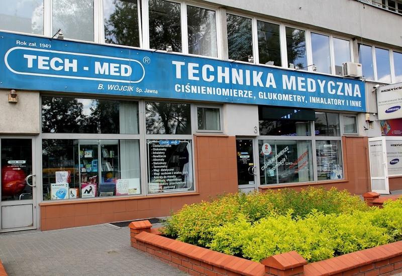 TECH-MED Technika Medyczna B. Wójcik Sp. J.