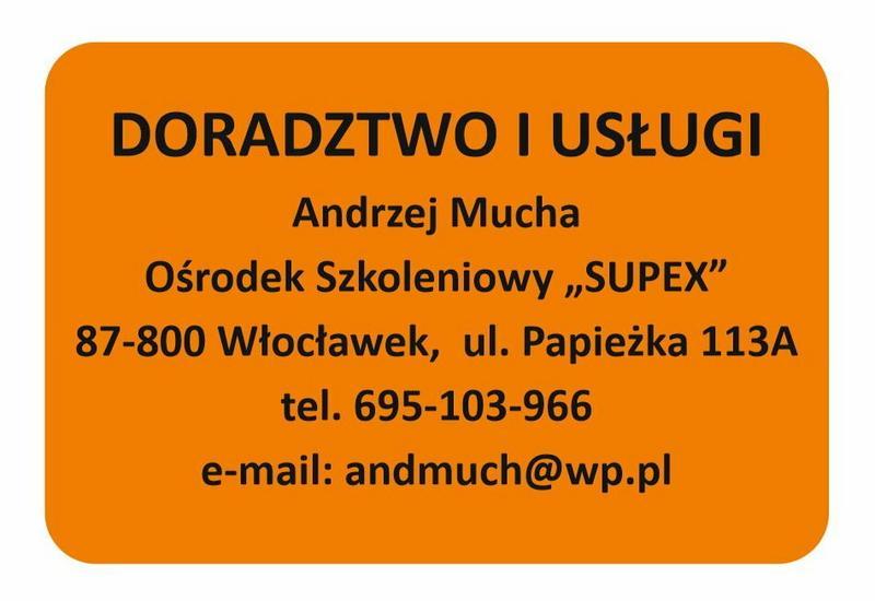 ochrona środowiska - Mucha Andrzej. Szkolenia,... zdjęcie 4