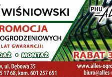 dystrybutor wiśniowski kraków - PHU ALLES Leszek Gęgotek ... zdjęcie 1