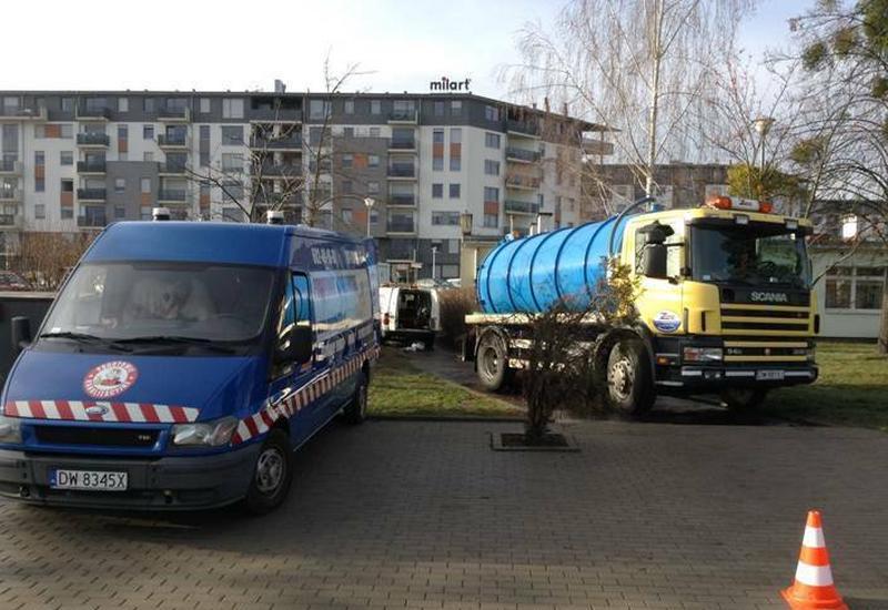 pogotowie kanalizacyjne