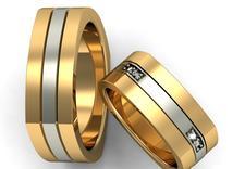pierścionki srebrne - Jubiler Kłosok - obrączki... zdjęcie 3