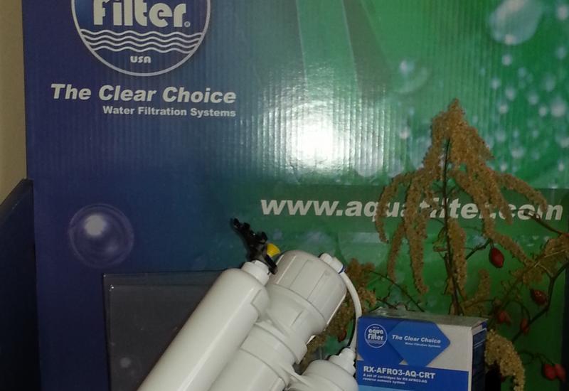 filtry kuchenne - AQUASKLEP KORNELIA MYSZKO... zdjęcie 5