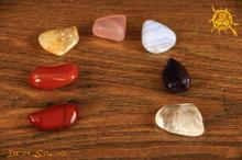 7 naturalnych kamieni na czakry